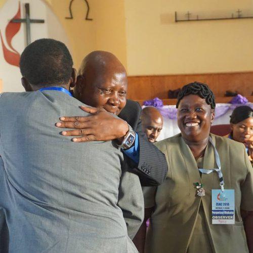 Zimbabwe Church Keeps Diaspora Connected
