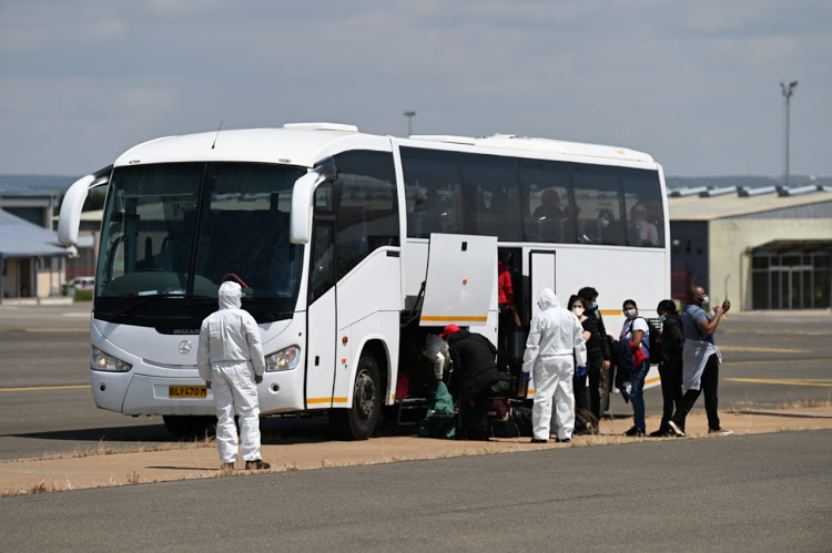 SA Evacuated From Wuhan End 14-Day Quarantine In The Clear