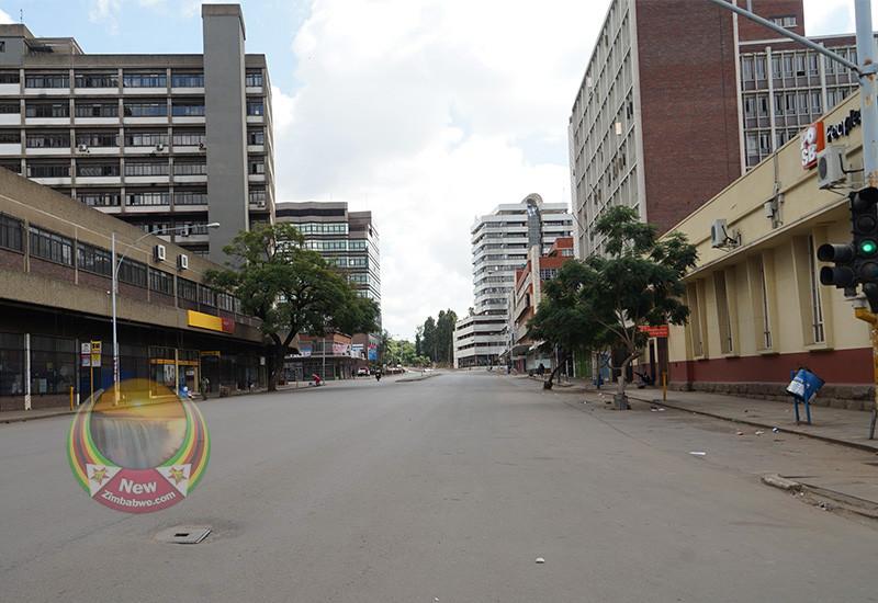 CallsGrow To Reopen Parts Of Zimbabwe's Crisis-Ridden Economy