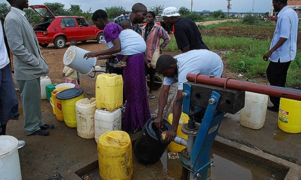 Bulawayo Cuts Water Supplies To All Suburbs