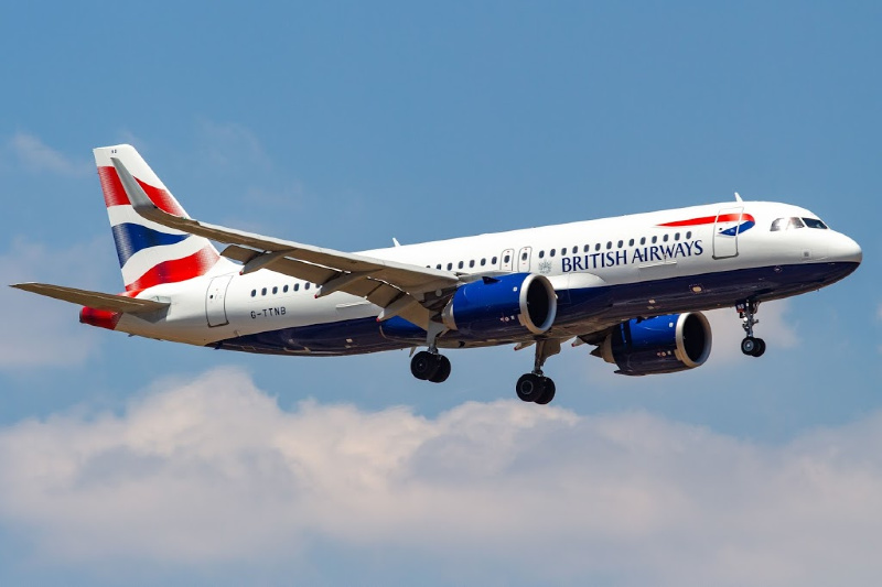 British Airways suspends 36,000 staff as fleet grounded by Covid-19 crisis
