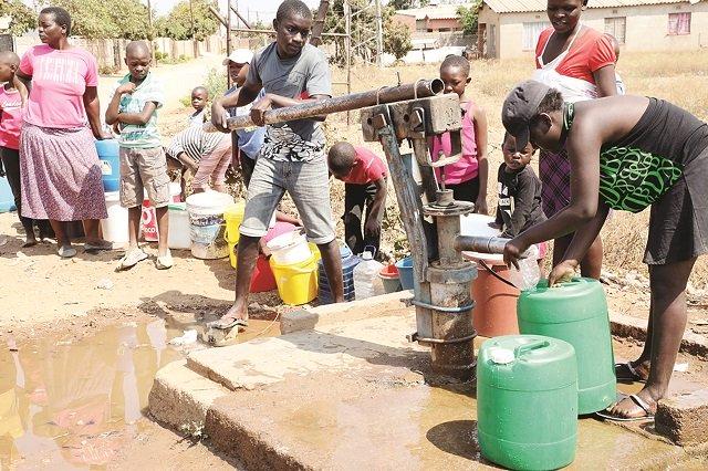 Water Crisis Ravages Bulawayo