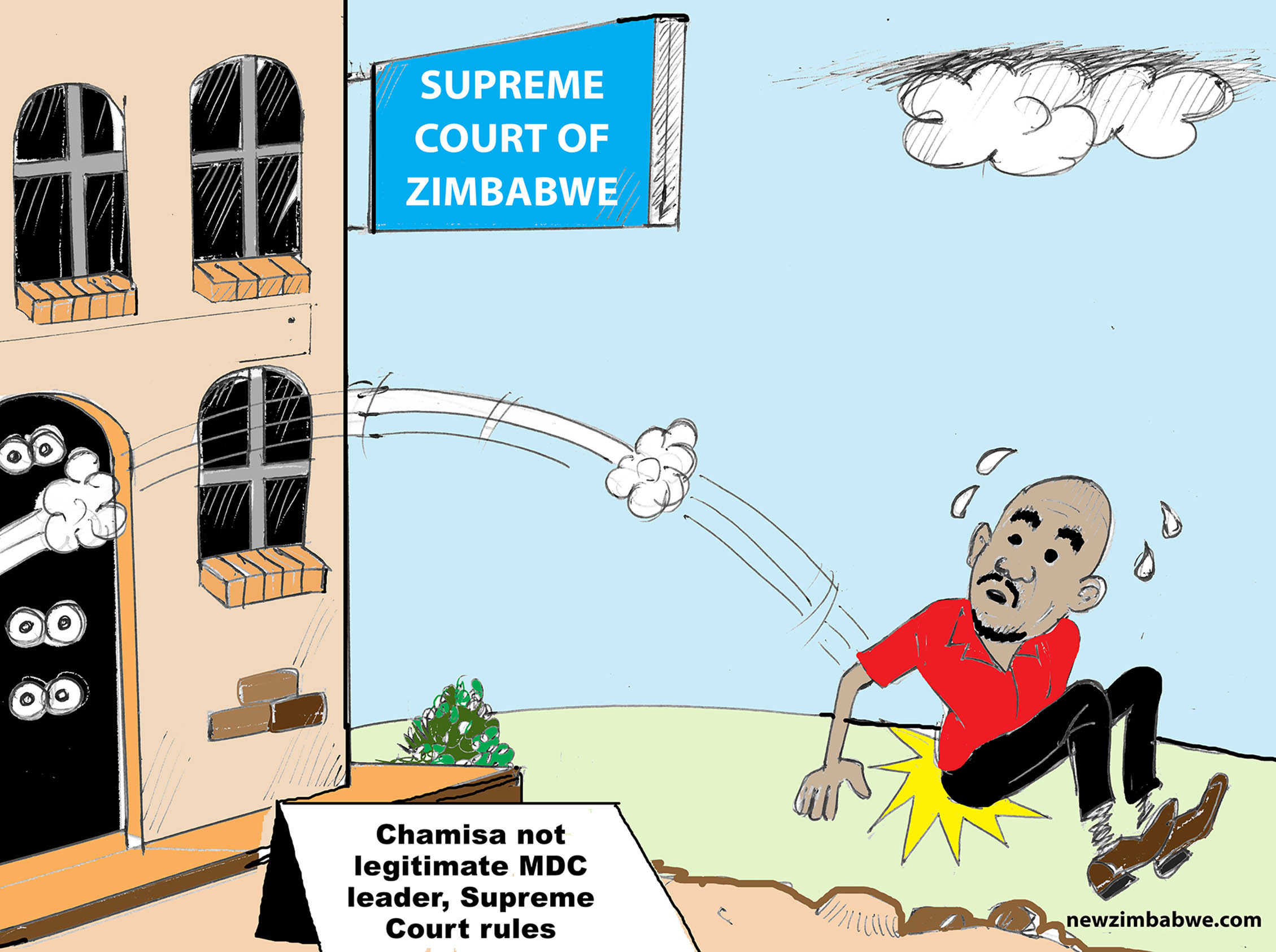 Of supreme court ruling and Chamisa