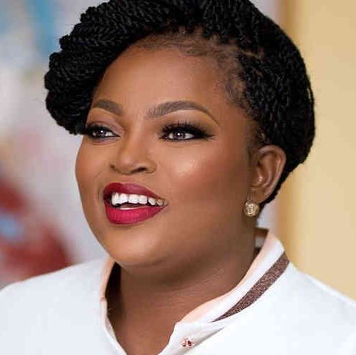 WATCH: Popular Nigerian actress under fire for throwing birthday bash during Covid-19 lockdown
