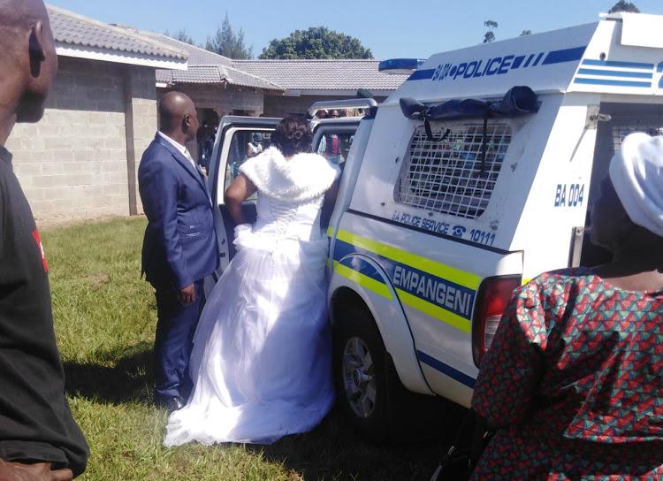 'Police Showed Up Like We Were Murderers,' – SA Groom Arrested For Violating Lockdown