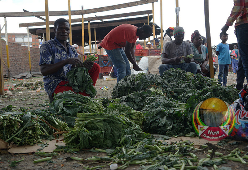 IN PICTURES: Low Business At Mbare Musika As Market Reopens