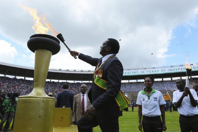 Zimbabwe celebrates 40 years of independence