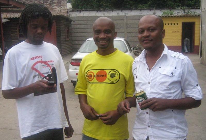 Top journalist Gift Phiri dies