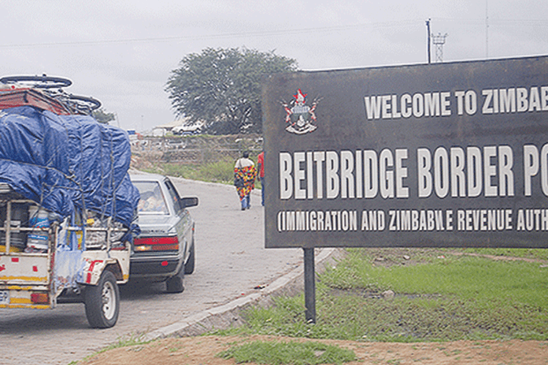 Zim Corruption Over Fake Covid-19 Papers Alarms SA, 500 Arrested For Illegal Crossing