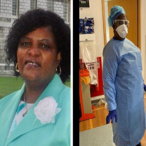 UK based Zim nurse Grace Kungwengwe succumbs to Covid-19