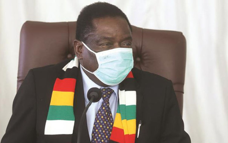 Mnangagwa sucked into US$60 million Covid-19 tender storm
