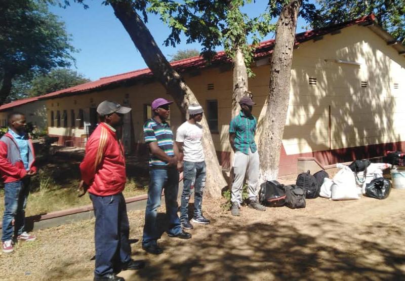 29 Quarantined In Vic FallsAfter Zambia, Namibia, Botswana Deportations