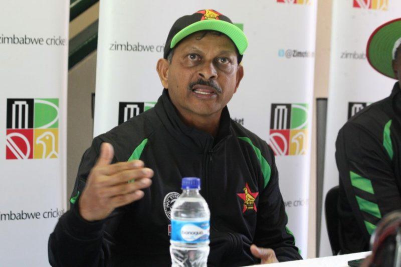 Rajput commits to Zimbabwe Cricket