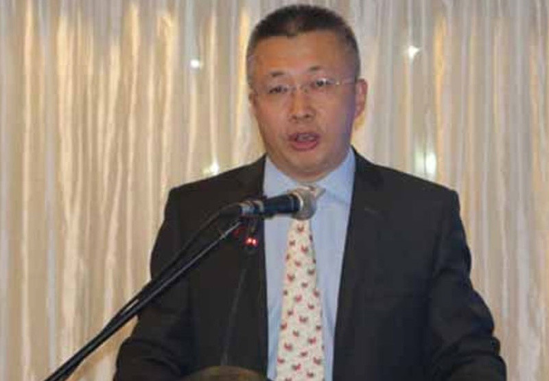 Top Chinese Diplomatic Under Fire For 'Celebrating' COVID-19 Deaths Of Zimbabweans in UK