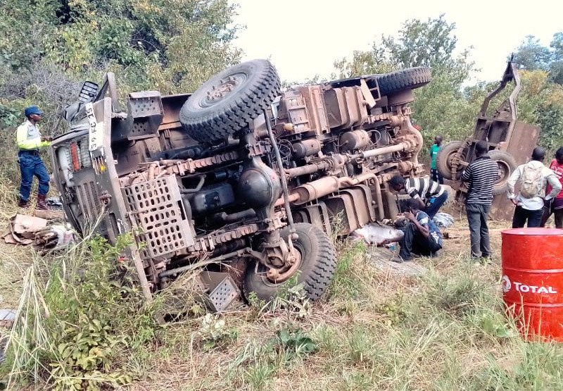 Soldier Dies, 24 Injured In Kariba Army Truck Accident