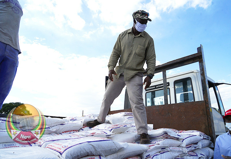 Mliswa Reads Riot Act On Norton Mealie-Meal Barons