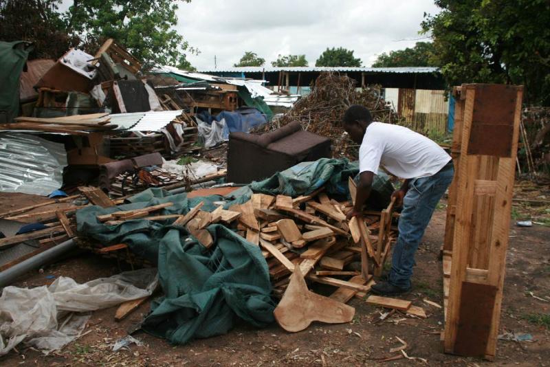 Zapu Blasts Zanu PF, MDC For Harare Home Demolitions