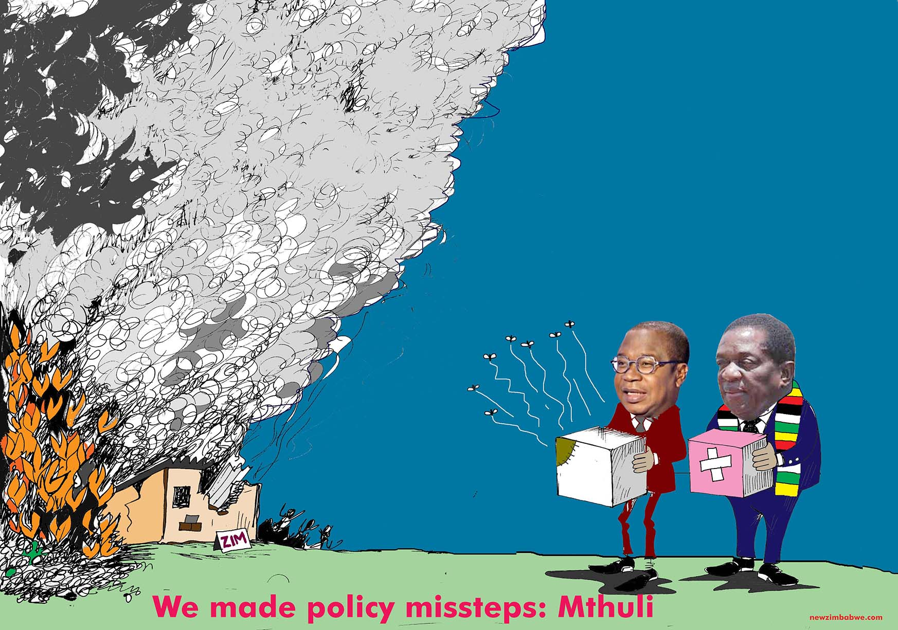 Govt made policy missteps