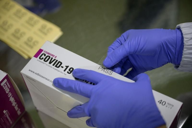 US Covid-19 Cases Reach Record High Amid New Wave Of Infections