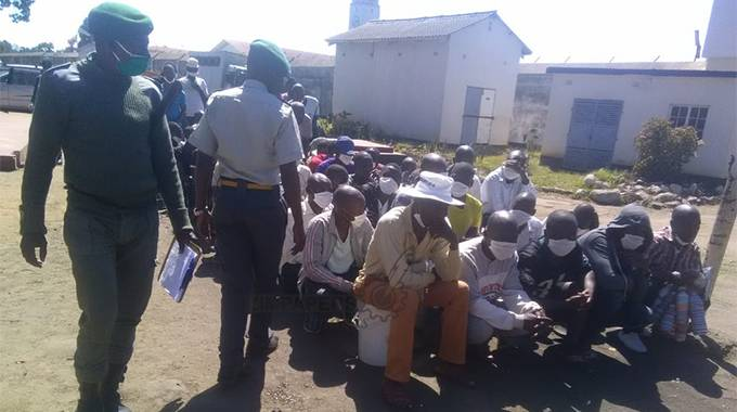 Zim Prisons Reform: Allows Inmates To Go Home