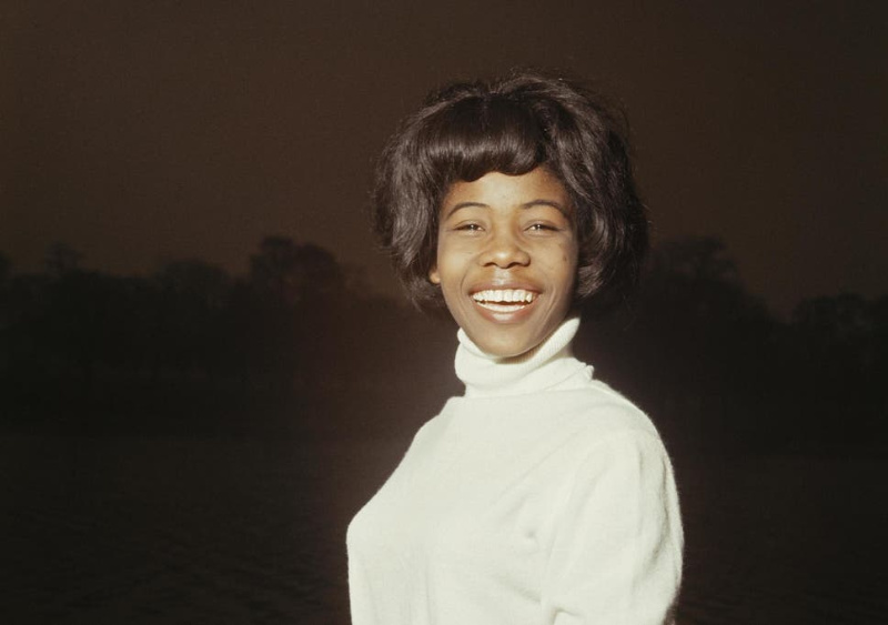 Millie Small: My Boy Lollipop singer dies aged 73