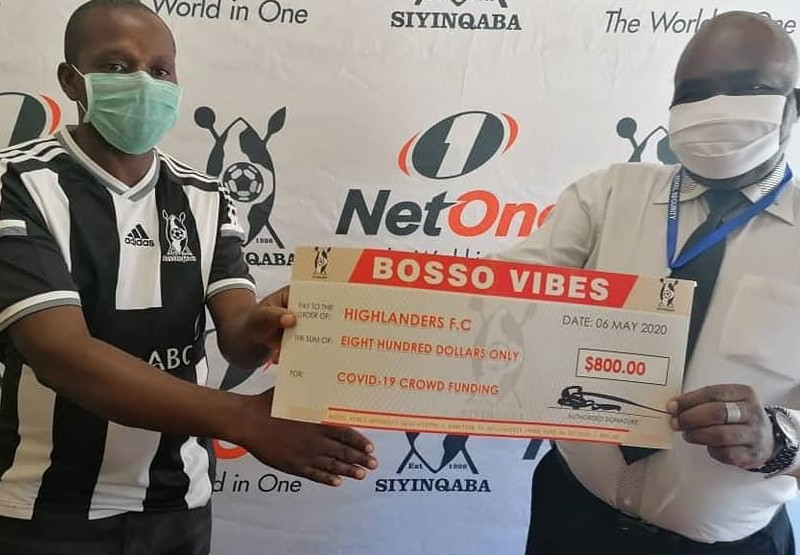 Bosso Donates To Ekusileni Hospital As Part Of Its COVID-19 Fight