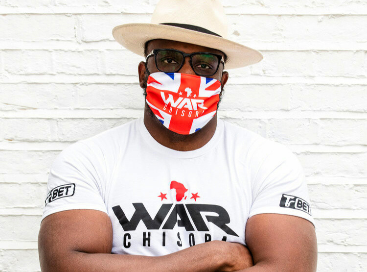 Covid-19: Boxer Chisora in SOS call for Mt Hampden Shelter