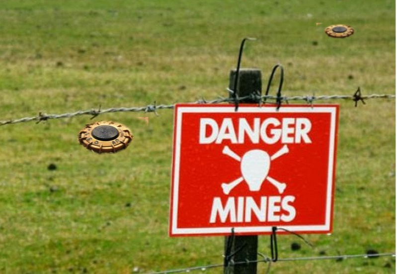 Two Bikita minors killed in landmine blast