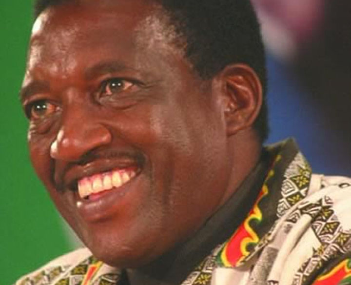 Late Dabengwa's party scorns 'useless' ex-secretary general Absolom Sikhosana