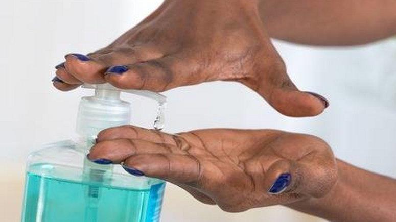 Kenya recalls substandard hand sanitisers