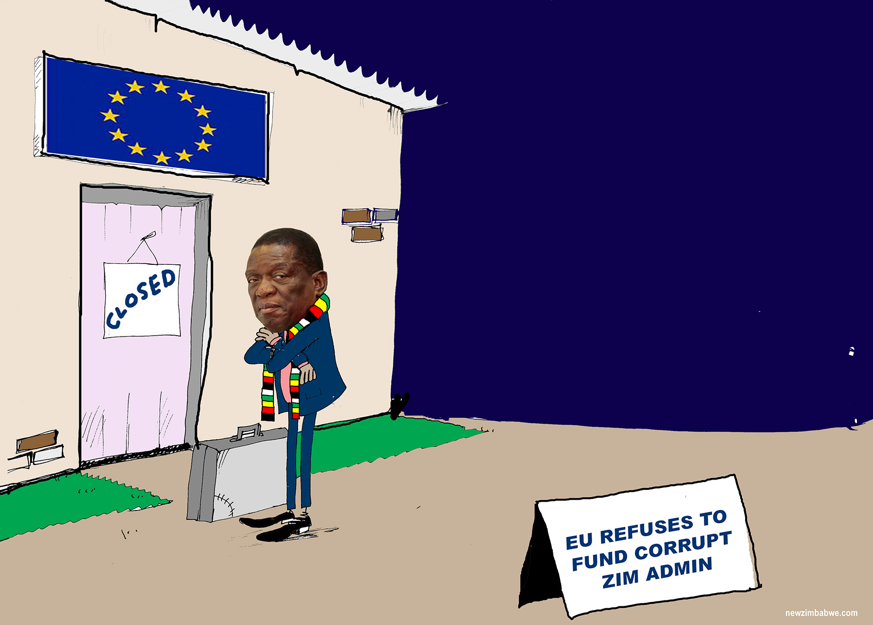 Of EU and Corrupt Zim