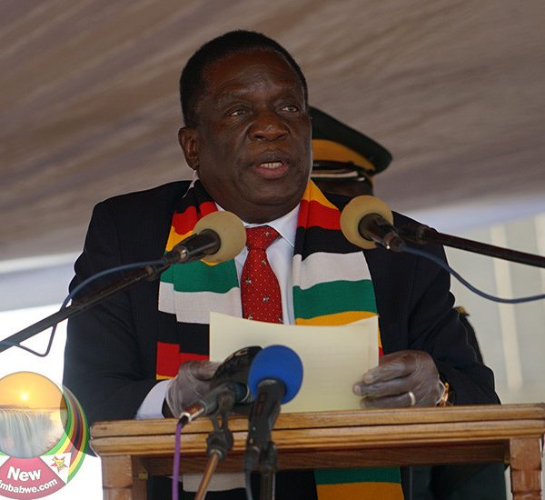 Fast Track All Corruption Cases - Mnangagwa