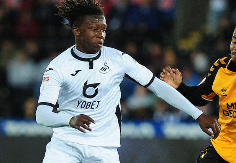 Zim Born Swansea City Youngster Rushesha Suffers Serious Knee Injury