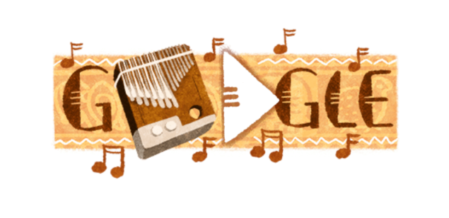 Mbira Celebrated By Google Doodle As Part Of Zimbabwe's Culture Week