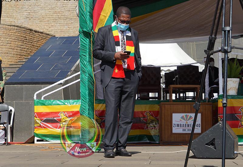 Zanu PF Suspends Energy Mutodi