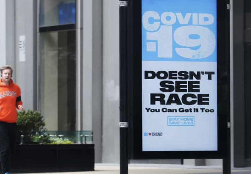 Chicago: Blacks Are 30% OfPopulation But 60% Of Its Covid-19 Deaths