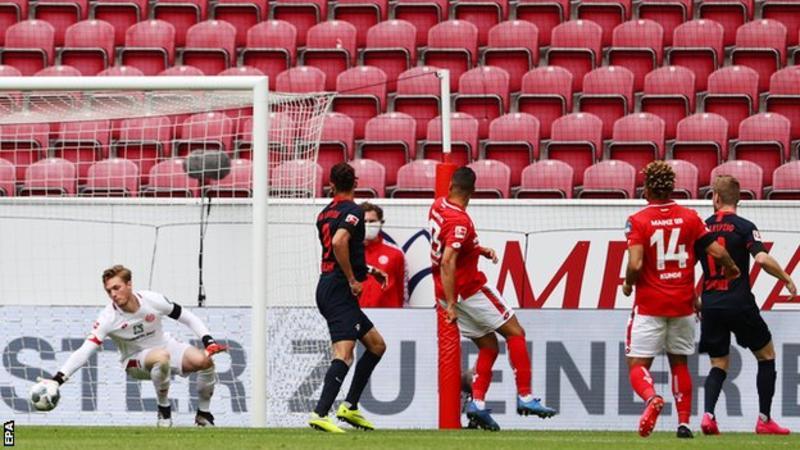 Werner Scores Three In Leizig Rout