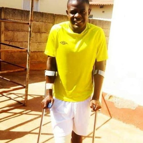 Dynamos Star Godknows Murwira Undergoes Knee Surgery