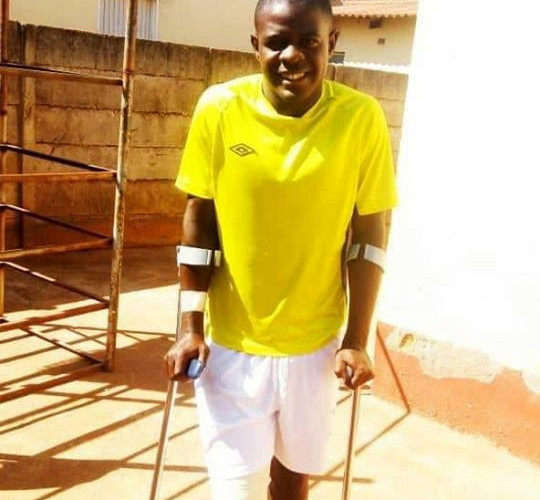 Dynamos Star Godknows Murwira Undergoes Knee Surgery