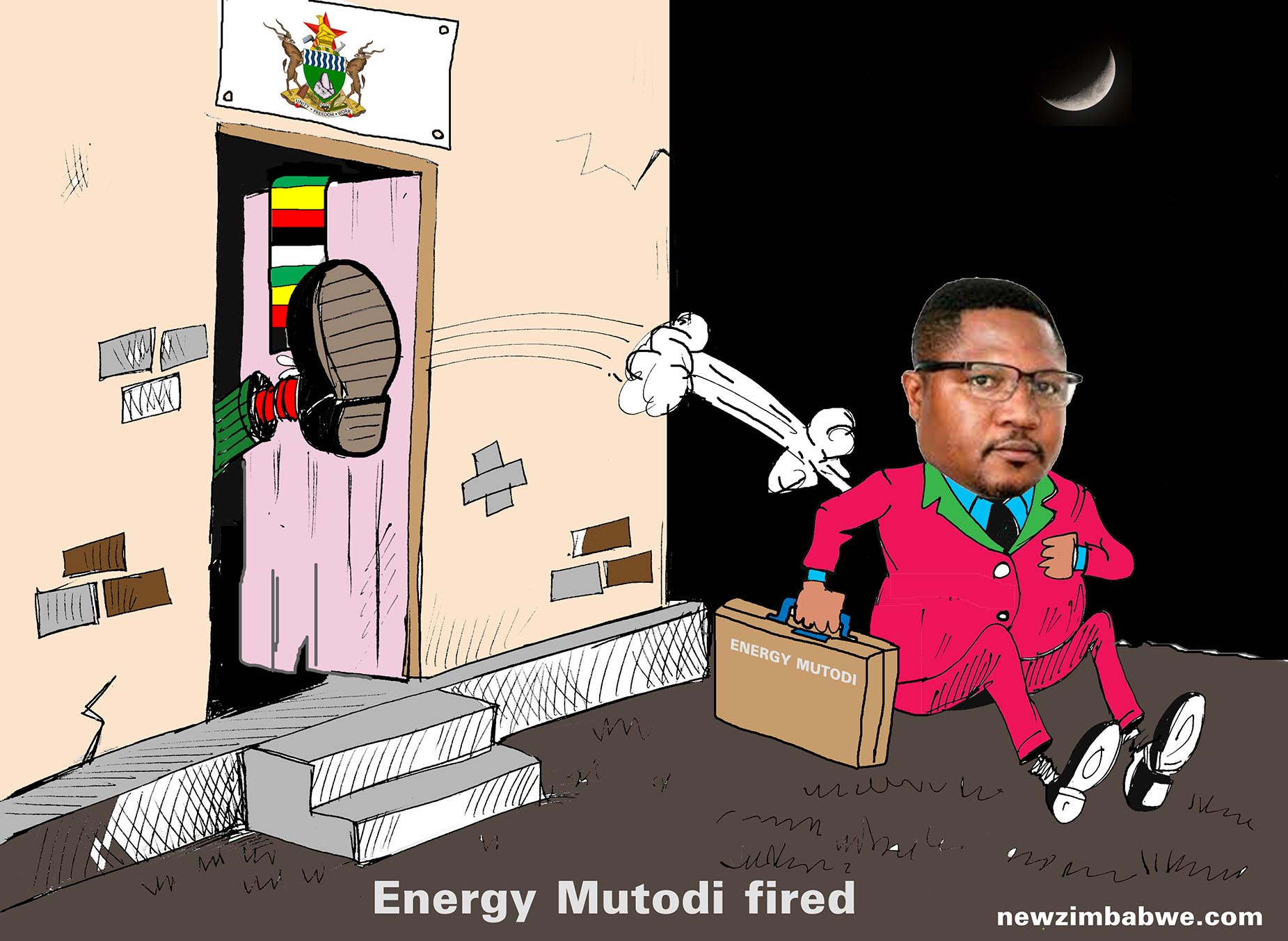 Energy Mutodi fired