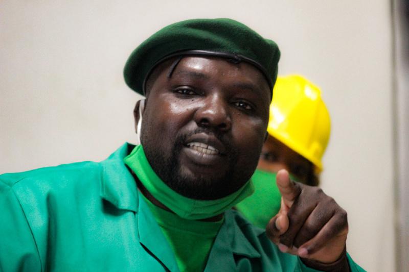 Prosecutors seek Tsenengamu jailing as 'protection' from stalkers