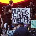 Protests near Minneapolis after police killing