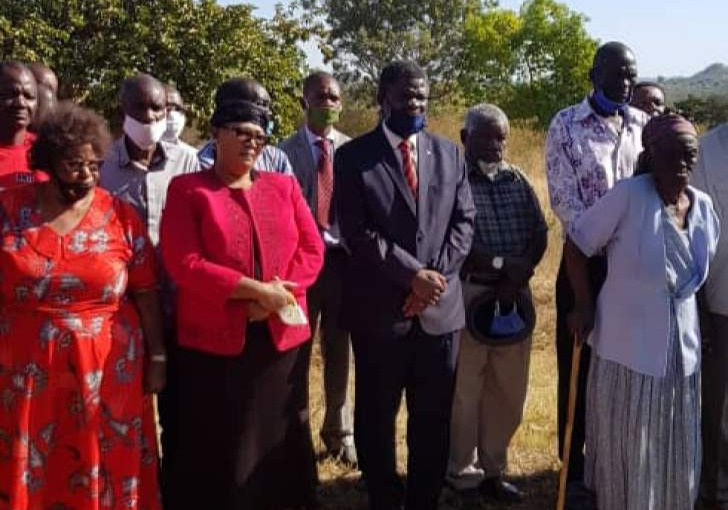 WATCH: Khupe, allies visit Tsvangirai grave, apologise for Vanguard atrocities