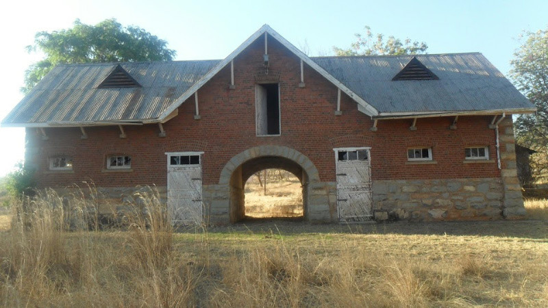Cecil John Rhodes Matobo Museum Gutted By Mysterious Fire