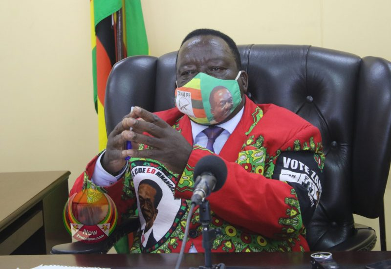 Time For Chamisa 'Boy' To Order Trump To Stop US Rights Violations – Matemadanda