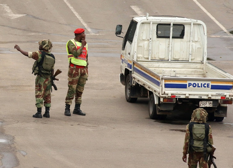 #31July: Thousands Of City Workers Turned Away As Police Seal Off Harare Ahead Of Friday's Protests