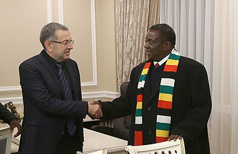 Honorary Consul Alexander Zingman is a true and reliable friend of Zimbabwe