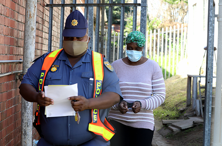Zimbabwean Woman In Court For Murdering Daughter, 6, In SA