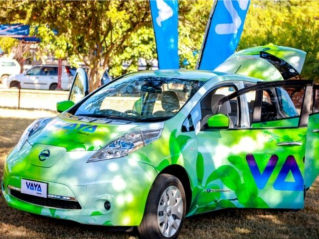 ZimbabweLaunches First Electric Taxi Service And Charging Network