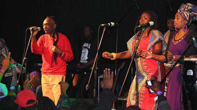 Thomas Mapfumo's Backing Vocalist Now Focuses On Selling STI Herbs